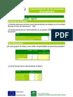 Informe Del Paro Agosto 2012