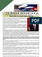 LNR 48 (Revista La Nueva Republica) Cuba CID 4 Septiembre 2012