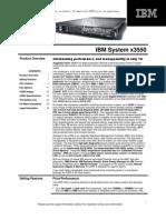 server x3550 7879 manual de instalacion