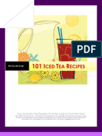 101 Iced Tea Recipes