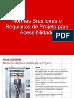 NormasBrasileiraseRequisitosparaAcessibilidade