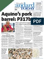 Manila Standard Today - September 5, 2012 Issue