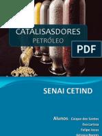 Catalisasdores Na Industria de Petroleo