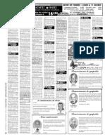 Petites annonces et offres d'emploi du Journal L'Oie Blanche du 5 septembre 2012
