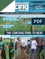 Fencing & Landscaping News June 2012