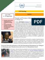 OTP Briefing 8 - 27 August 2012 #129