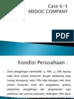 Case 6-5 Medoc Company