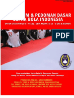 Kurikulum Sepakbola Indonesia_bab 1