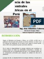 Las Microcentrales
