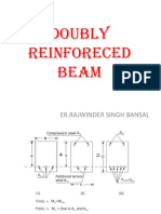 Doubly Reinforeced Beam