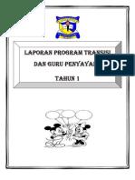 Laporan Program Transisi tahun 1