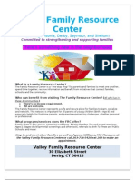 Valley Family Resource Center Flyer JR