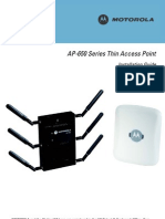AP650 Installation Guide 72E-131207-01 RevD