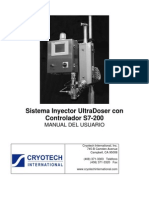 Ultradoser S7200 Manual 022007 Spanish