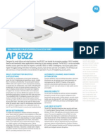 AP6522 Spec Sheet