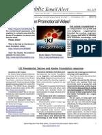 215 - Keshe Foundation Promotional Video