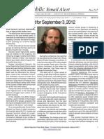 217 - Benjamin Fulford for September 3, 2012