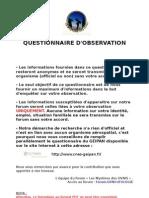 52924577 Questionnaire Rapport Forum OVNI
