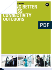 Mesh Wide Area Networks Overview Brochure