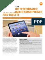 Optimize Wi-Fi Smartphones Tablets