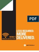 WLAN WiNG5 Brochure