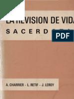 Charrier, A - La Revision de Vida Sacerdotal