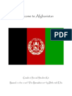Afghanistan Kit