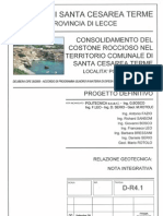 D R4.1 Nota Integrativa porto miggiano