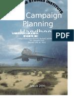 Air Campaign Planning Handbook