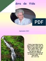 Parola Di Vita - Settembre 2012 Ppt