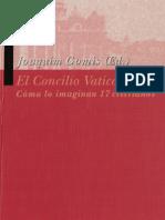 Comis, Joaquin - El Concilio Vaticano III