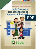 CARTILHA - Educacao Financeira Para Beneficiarios Do Programa Bolsa Familia