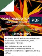 Composicion y Descomposicion de Funciones Version Blog