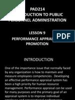Lesson 9 Pad214