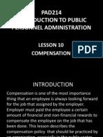 Lesson 10 Pad214