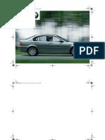 Bmw e46 320d - Manual