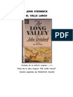 El Valle Largo