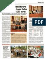 Comida de  Asociación de Mayores - Puente del Congosto - 2012