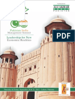 Introduction - Pakistan India Management Summit
