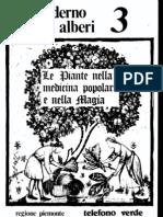 Piante Nella Medicina Popolare e Nella Magia
