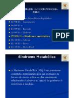 Aula Sindrome Metabolica UFES