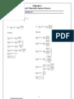 Profº Marcello Santos Chaves - Cálculo I (Limites Trigonométricos)