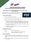 Iklan Pengambilan Sijil Pendidikan Awal Kanak Kanak Tadika KEMAS 2012