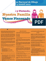 XIX Concurso Nacional de Dibujo infantil y Juvenil 2012
