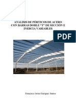 Portico Seccion Variable