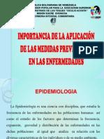 Diapositivas Epidemiologia Enfermeria Comunitaria Taller