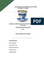 Enciclopedia de Valores