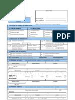 Formulario Unico Edificacion-Licencia