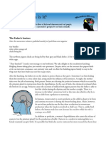 Whose Brain is It - September 2012
