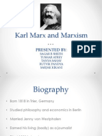 Karl Marx Final